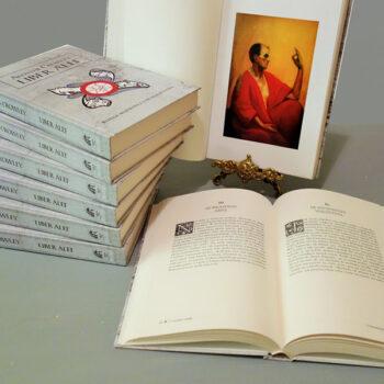 Aleister Crowley książka Liber Alef