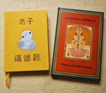 książki Aleistera Crowleya