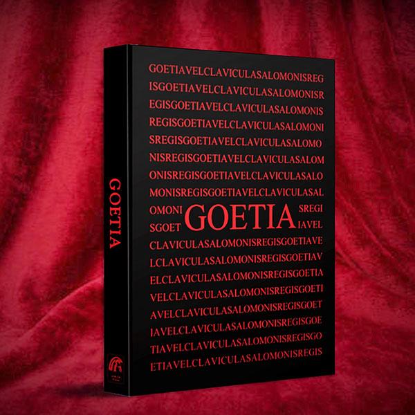 Aleister Crowley książka Goetia