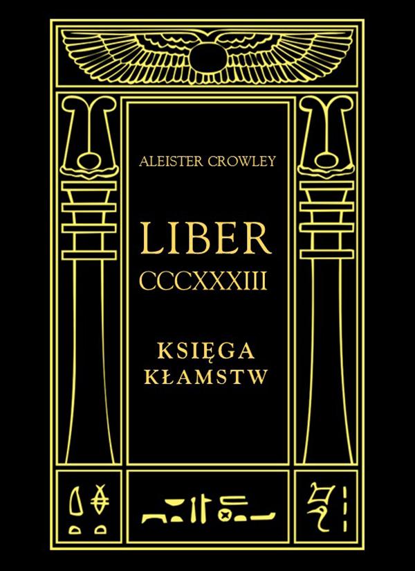Książka Aleister Crowley thelema
